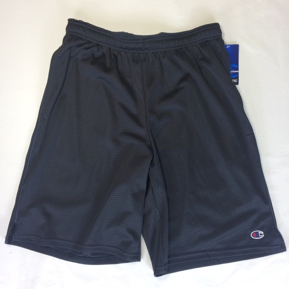 058e6492ecda14 New Champion Mens Medium Athletic Gym Shorts
